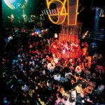 Nightclub Marquee Studio 54 Theme