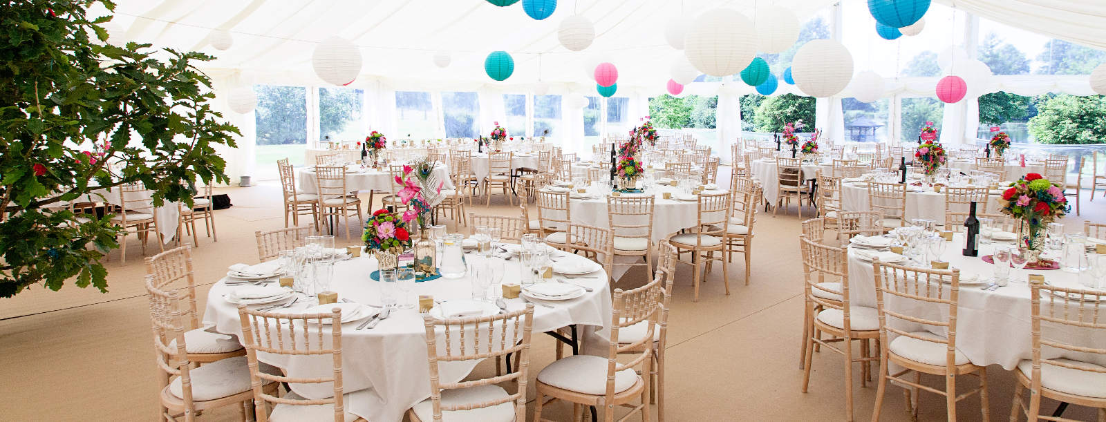 Marquee hire oxfordshire