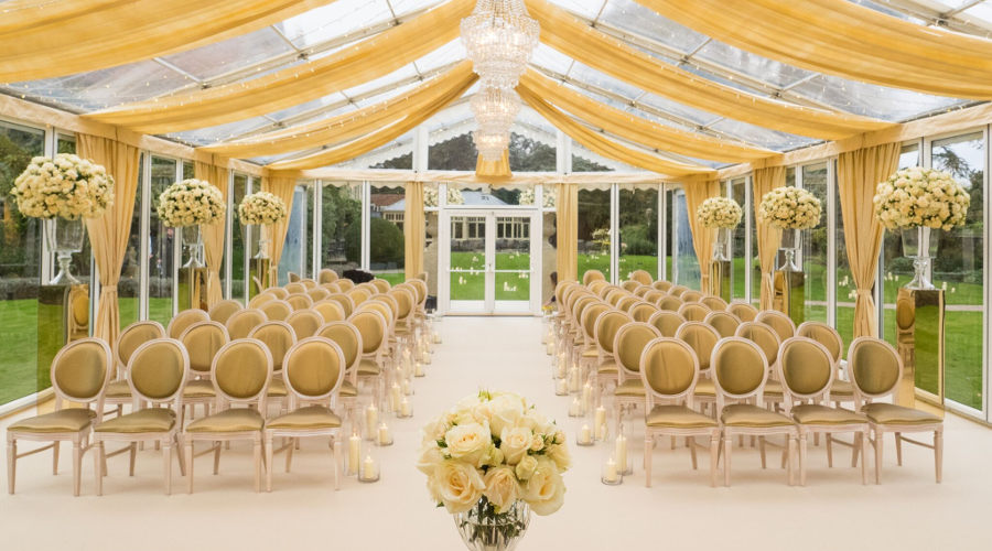 Glass Marquee