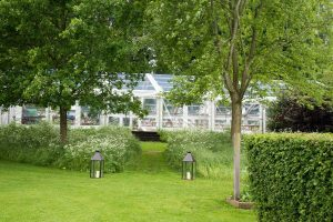 Clear roof marquee for hire for outdoor weddings, events and parties